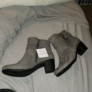 Croft and Barrow Ortholite Ankle Boots